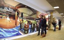 Meyer Werft begrüßt 222.000 Besucher im Jahr 2014 im Besucherzentrum