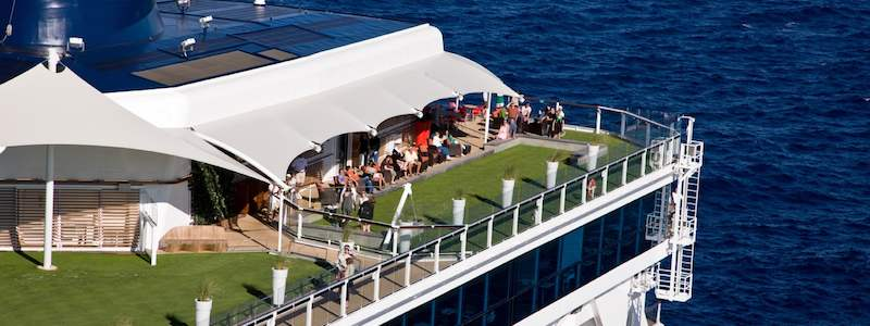 Celebrity Solstice - The Lawn Club