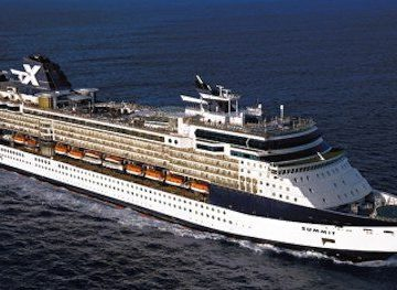 Celebrity Summit / © Celebrity Cruises - Michel Verdure
