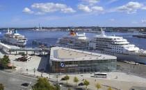 Gürtelschnalle im Koffer löst Polizeieinsatz in Kiel bei MSC Musica & Mein Schiff 4 aus
