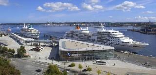Cruise Terminal Ostseekai - Kieler Hafen - © T.Lühr