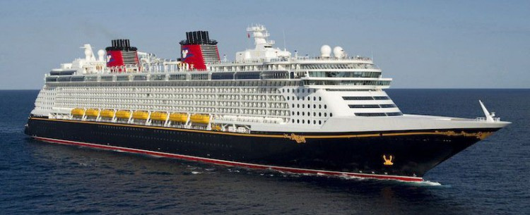 DISNEY DREAM AT SEA / © Disney Cruise Line