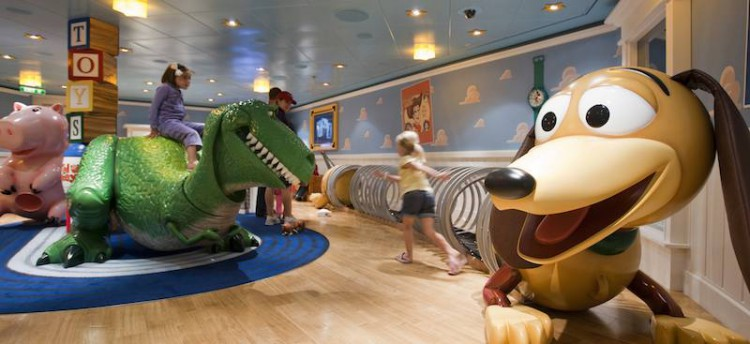 Kinder / © Disney Cruise Line