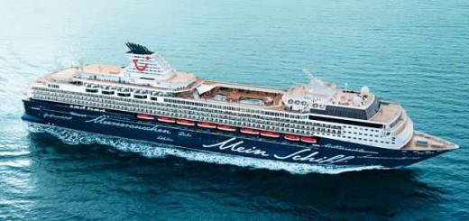 Mein Schiff 1 Baugleich zu Mein Schiff 2/ © TUI Cruises