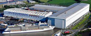 Meyer Werft in Papenburg / © Meyer Werft