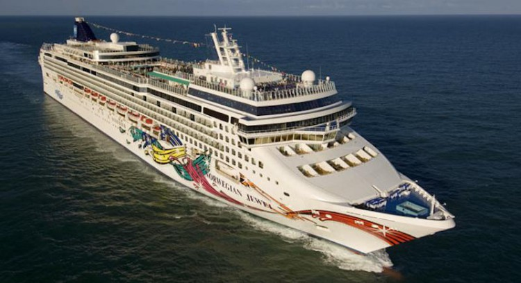 Norwegian Jewel / © Norwegian Cruise Line
