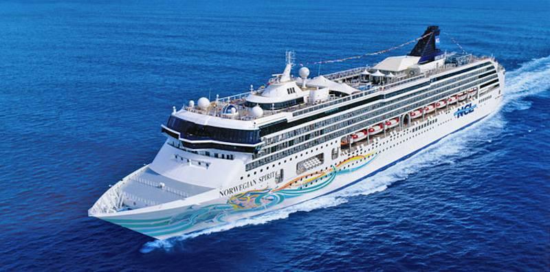 Norwegian SPIRIT / © Norwegian Cruise Line