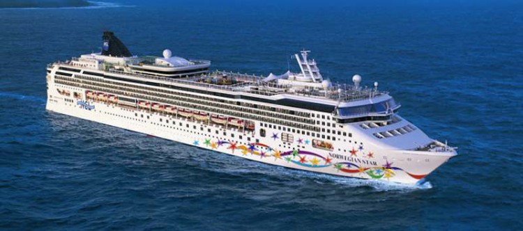 Norwegian STAR / © Norwegian Cruise Line