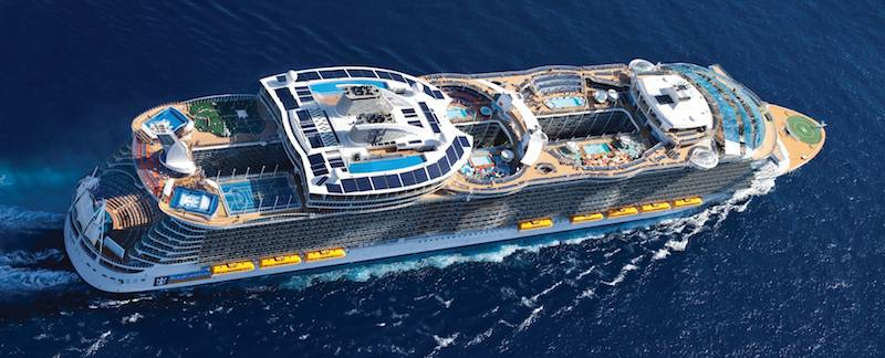 Oasis of the Seas / © Royal Caribbean Cruise Line