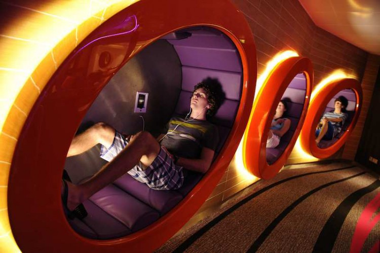 Chill-Out-Zone / © Disney Cruise Line