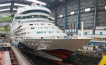 Neue AIDA-Schiffe genau so groß wie Harmony of the Seas