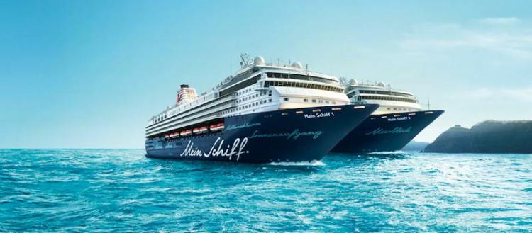 TUI Cruises Flotte / Foto: TUI Cruises