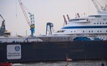Blohm und Voss Werft an Star Capital (britischer Investor) verkauft