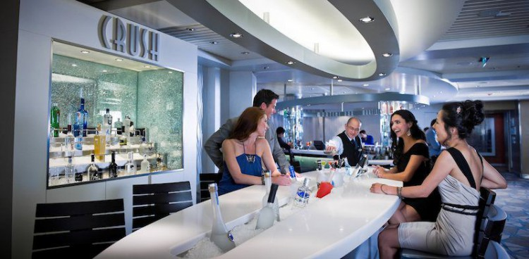 Celebrity Constellation - Martini Bar / © Celebrity Cruises