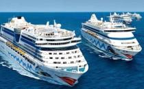 Vier Kreuzfahrtschiffe für AIDA Cruises von Meyer Werft