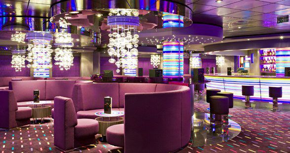 MSC Splendida - Purple Jazz Bar / © MSC Kreuzfahrten