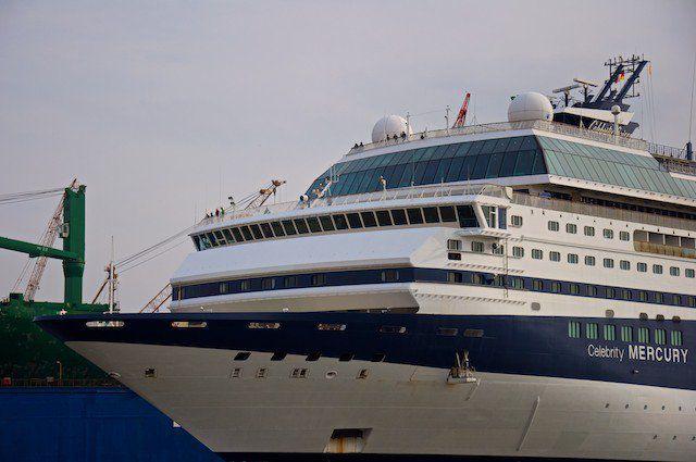 Mein Schiff 2 / Celebrity Mercury: Umbau beginnt!