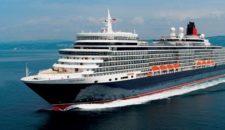 Passagier auf Queen Elizabeth bei Unfall getötet