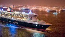 Feuer auf der Queen Mary 2 (2011)