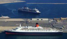 Cunard Sonderpreise, Geschenke und Bordguthaben zum 175. Geburtstag