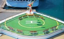 Liberty of the Seas – Kleinkind wurde mit Helikopter ins Krankenhaus gebracht
