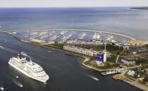 Video: Vierfach-Anlauf zur dritten Rostock-Port-Party in Warnemünde
