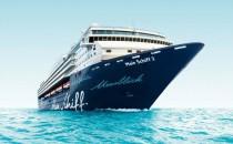 Mein Schiff 2 Unfall mit Kran in Cádiz