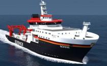 Forschungsschiff Sonne: Emsüberführung im Detail