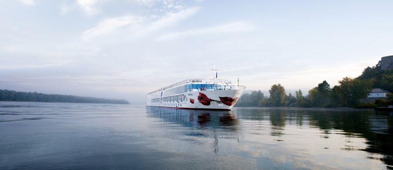 A-ROSA Donauschiff / Foto: A-Rosa Flusskreuzfahrten GmbH