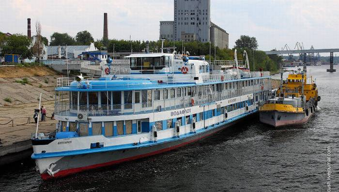 Bulgaria Flusskreuzfahrtschiff / Foto: www.livejournal.com