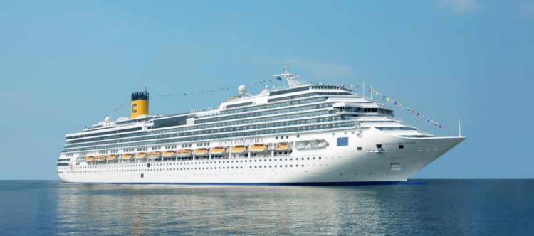Costa Concordia / Foto: Costa Kreuzfahrten