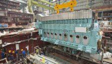MAN liefert 10 Motoren für Norwegian Breakaway Plus