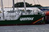 Rainbow Warrior III - Greenpeace - Fassmer Werft