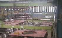 Video: Motoreneinbau in die AIDAmar auf der Meyer Werft in Papenburg
