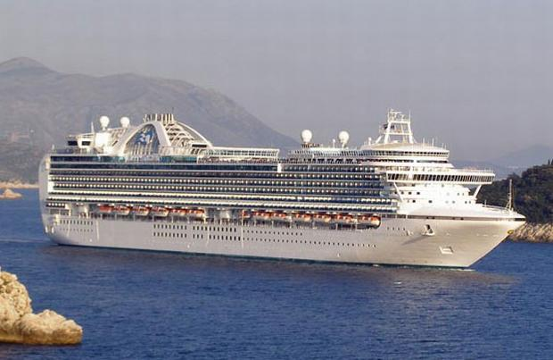 Emerald Princess / Foto: Princess Cruises