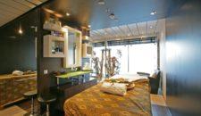 Super-Familienkabinen für 6 Personen bei MSC Kreuzfahrten