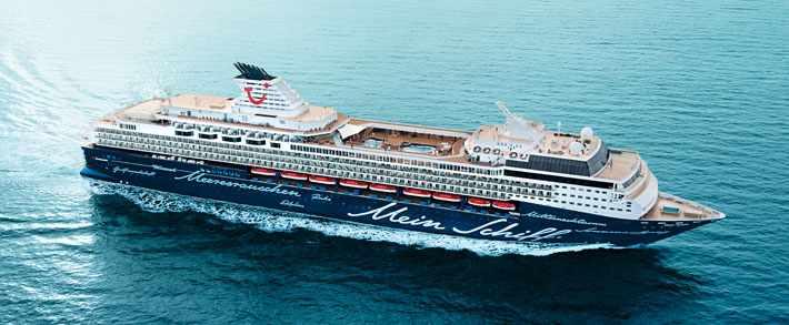 Mein Schiff 1  / Foto: TUI Cruises