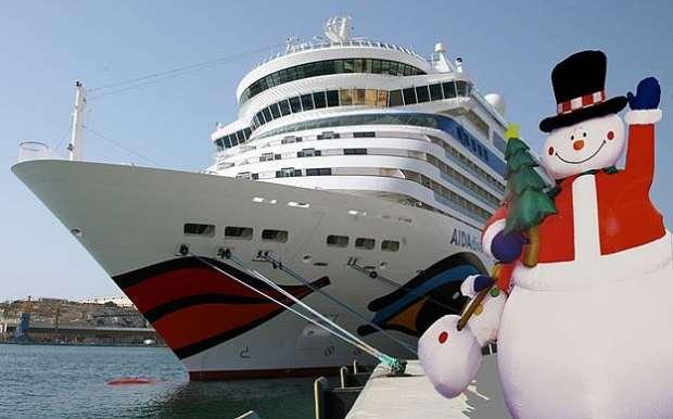 Weihnachten mit AIDA / Foto: AIDA Cruises