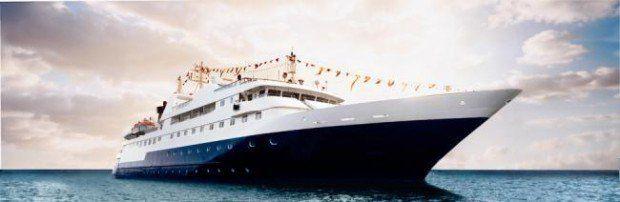Die Celebrity Xpedition fährt Galapagos-Kreuzfahrten / Foto: Celebrity Cruises