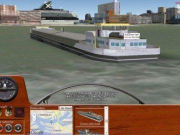 Schiffsimulator Google Earth / Screenshot: PlanetinAction.com