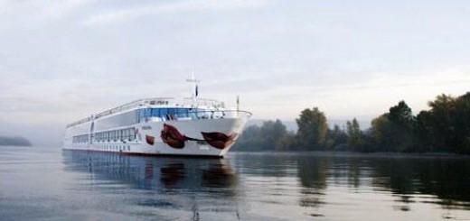 A-ROSA Flusskreuzfahrtschiff / © A-Rosa Flusskreuzfahrten