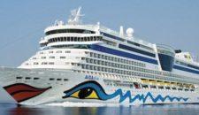 AIDA Cruises zum Raketenvorfall in Ashdod mit der AIDAdiva