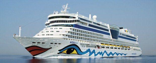 AIDAdiva Nordamerika 1 Kreuzfahrt / © AIDA Cruises