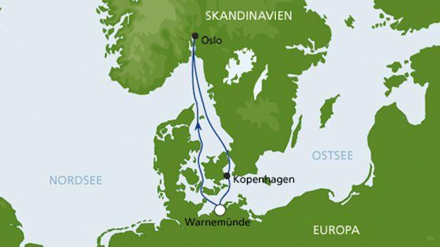 AIDAsol Kurzkreuzfahrt Warnemünde-Warnemünde / © AIDA Cruises