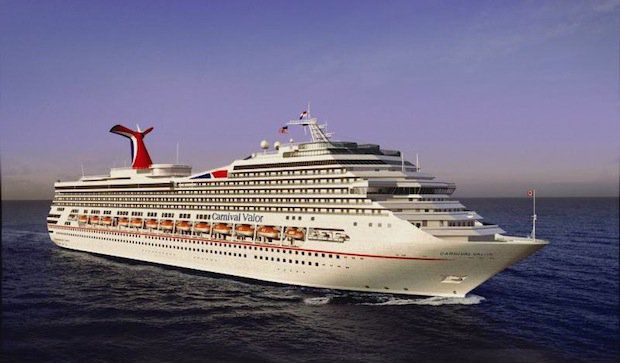 Carnival-Valor / © Carnival Cruise Lines