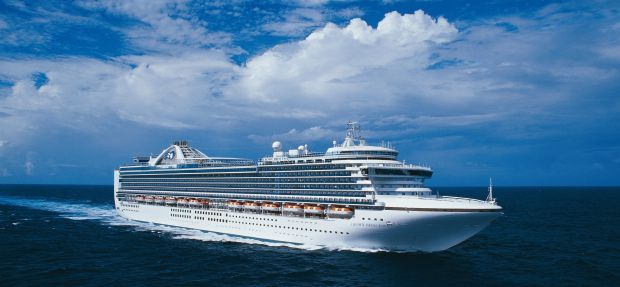 Crown Princess / © Princess Cruises