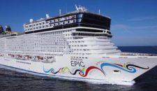 MAN erhält 4-Jahres Wartungsvetrag für Motoren von 9 Norwegian Cruise Line Kreuzfahrtschiffen