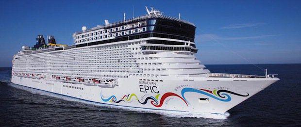 Norwegian-EPIC / © Norwegian Cruise Line