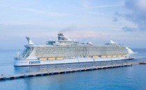 Oasis of the Seas in Europa – Trockendock in Rotterdam
