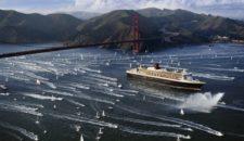 Queen Mary 2 fährt dieses Jahr zehn mal die Transatlantikroute Hamburg nach New York